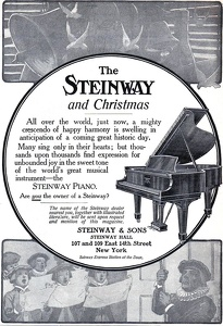 Steinway Pianos -1912A