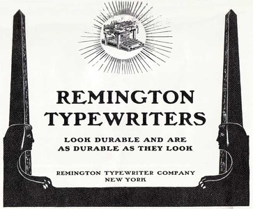 Remington Typewriters -1903A