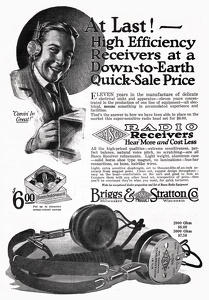 Briggs & Stratton Headphones -1922A