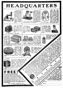 Electro Importing Company -1913A