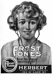 Frost Fones -1922A