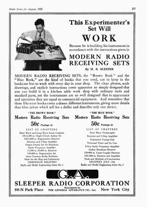 Radio, Television, Phonographs, and Recordings