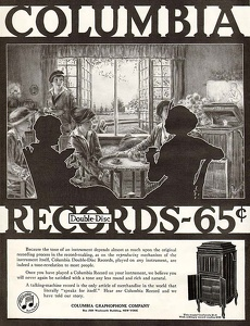 Columbia Records -1915A
