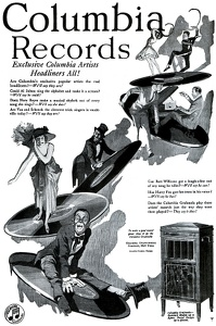 Columbia Records -1920A