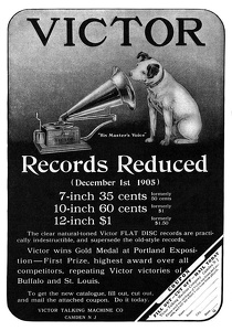 Victor Records -1906A
