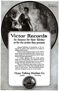 Victor Records -1920A