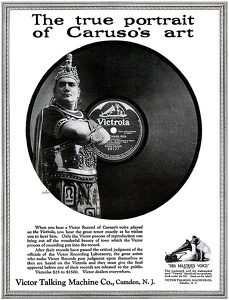 Victor Records -1921A
