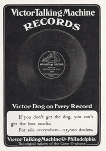 Victor Talking Machine Records -1904A