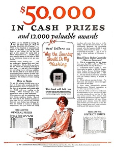 Laundryowners National Association -1927A