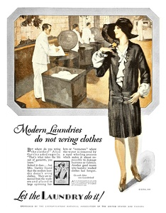 Laundryowners National Association -1929C