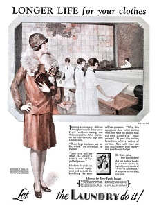 Laundryowners National Association -1929D