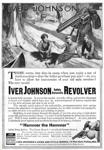 Iver Johnson Revolvers -1911A