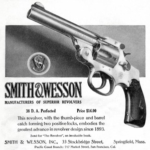 Smith and Wesson Revolvers -1911A