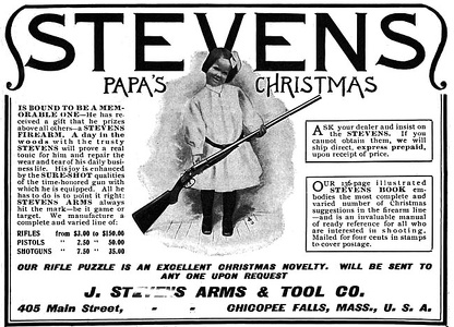Stevens Arms and Tool Company -1904A