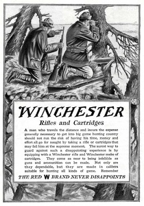 Winchester Rifles and Cartridges -1912A