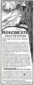 Winchester Rifles -1913A