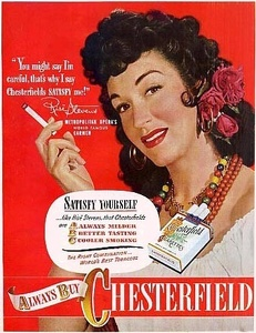 Chesterfield Cigarettes -1948A