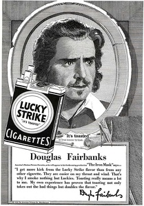 Lucky Strike Cigarettes -1928A