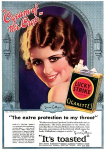 Lucky Strike Cigarettes -1932D