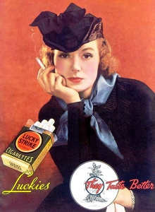 Lucky Strike Cigarettes -1935B