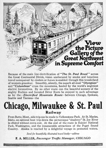 Chicago, Milwaukee, and St. Paul -1916A
