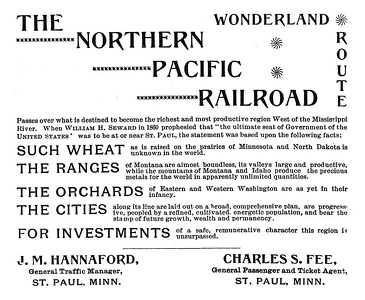Northern Pacific -1893A