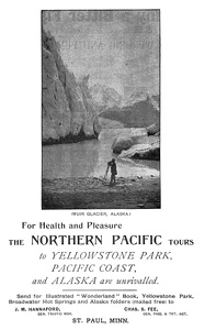 Northern Pacific -1892C