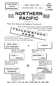 Northern Pacific -1893D