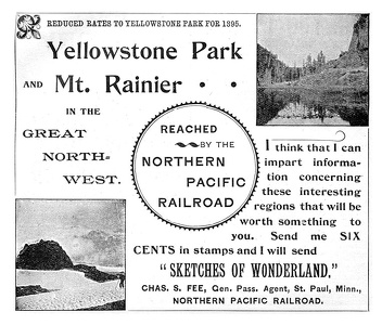 Northern Pacific -1895A