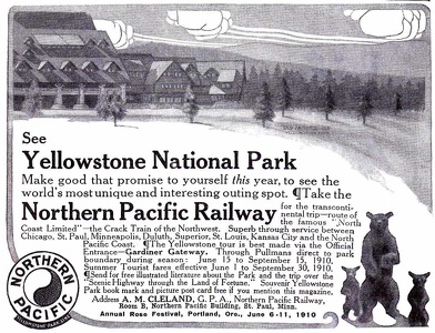 Northern Pacific -1910A