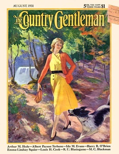 Country Gentleman 1931-08