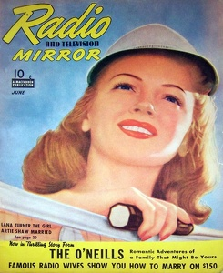 Radio and Television Mirror 1940-06