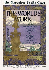 World's Work 1909-08