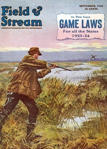 Field and Stream 1923-09