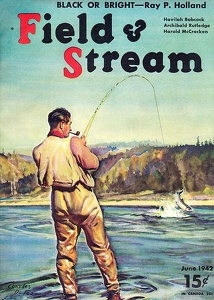 Field and Stream 1942-06