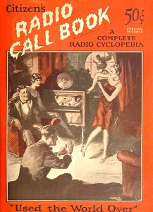 Citizens Radio Call Book 1926-09