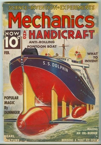 Mechanics and Handicraft 1937-02