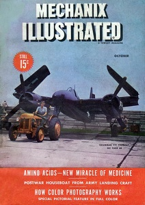 Mechanix Illustrated 1945-10