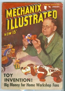 Mechanix Illustrated 1939-01
