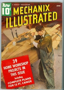 Mechanix Illustrated 1940-06