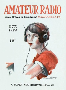 Amateur Radio 1924-10