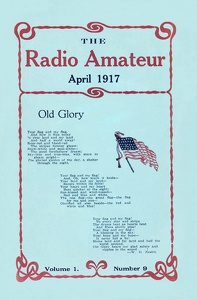 Radio Amateur 1917-04