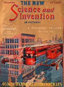 Science and Invention 1923-12