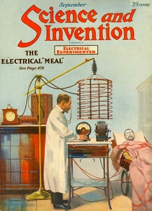 Science and Invention 1920-09