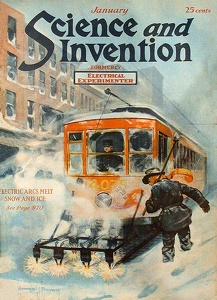Science and Invention 1921-01