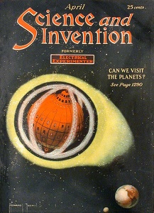 Science and Invention 1921-04
