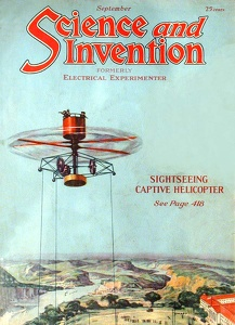 Science and Invention 1921-09