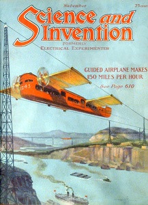 Science and Invention 1921-11