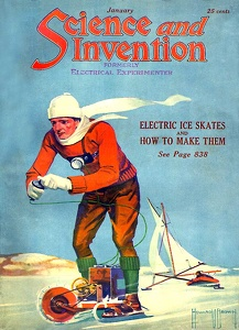 Science and Invention 1922-01