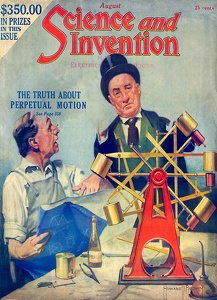 Science and Invention 1922-08